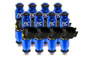 1440cc Fic Fuel Injector Clinic Injector Set For Ford Raptor 6.2l 2010-2014 64mm