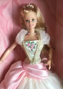 Never Opened Barbie Collectable 1998 Birthday Wishes Barbie Doll