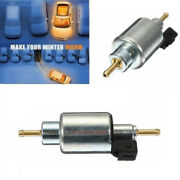 12v Car Oil Fuel Pump Replacement Kit For 2kw To 5kw Webasto Eberspacher Heaters