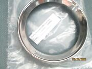 1954-55 Chevy And Gmc Truck Dashboard Gauge Stainless Steel Bezel