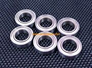 [qty 5] S695c S695zz 5x13x4 Mm 440c Stainless Stain Ball Bearings W/si3n4