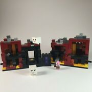 Lego Minecraft Micro World Andndash The Nether 21106andnbsp