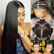 Luxury Peruvian Virgin Human Hair Full Lace Wigs Soft Swiss Lace Any Hairstyle H