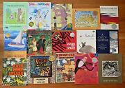 Lot 68 Caldecott Award Picture Books Strega Nona There Was An Old Lady