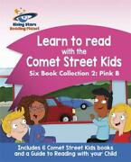 Reading Planet Learn To Read With The Comet Street Kids Six Book Collection 2