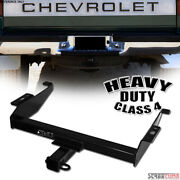 For 88-00 Chevy C10 C/k Class 4/iv Trailer Hitch Receiver Tube Towing Heavyduty