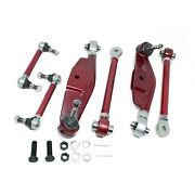 Godspeed Front Lower Control Arms With High Angle Tension Rods 86 Zn6 17+up