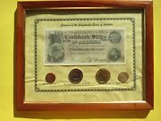 Reproduction Confederate Coins Bill Cd 1000 Civil War Photos Andbooks And More