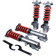 Godspeed Monors Coilovers, Mr2 91-98sw20, Fully Adjustable, Set Of 4