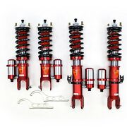 Godspeed Monomax 2-way Coilovers For S2000ap 00-09, Fully Adjustable