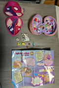 Vintage Magic School Bus Body Safari Heart Central And Brain Station Toy Playsets