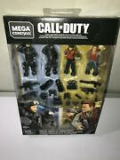 Mega Construx Cod Call Of Duty Special Forces Vs Submariners Gfw67 Set New