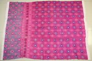 Old Tribe Chinese Buyi Peopleand039s Original Hand-woven Embroidery Blanket Bedspread