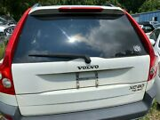No Shipping 03-14 Volvo Xc90 Upper And Lower Tail Gate Trunk Lid Hatch Oem White