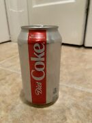 Empty Sealed And Unopened Diet Coke Can Factory Malfunction