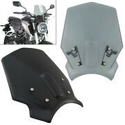 Front Windscreen Windshield For Honda Cb300r Cbr 300 R Neo Sports Cafe 2018-2020
