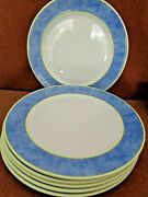 Royal Doulton Carmina 6 Of The 11 3/4 Inch Chargers  Free Shipping