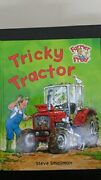 Tricky Tractor Farmer Fred Stories S. By Gaby Goldsack Paperback Book The Fast