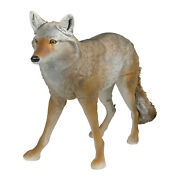 Flambeau Outdoor 5985ms-1 Lone Howler Coyote Decoy With Fauz Fur Tail One Size