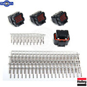 Holley J2a J2b J3 J4 Connector And Pin Kit 558-408
