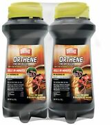 2 Pack Ortho Orthene Fire Ant Killer 2-step Kills The Mound And Protect The Ground