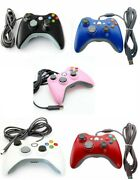 New Usb Wired Game Pad For Microsoft Xbox 360 Elite Windows Pc Game Controller
