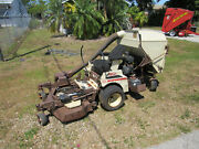 Grasshopper 723k 52 Rotary Mower Deck Grass Vacuum - Collection System