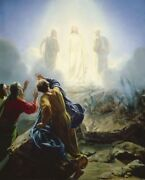 High Quality Oil Painting Handpainted On Canvas Transfiguration Of Jesus