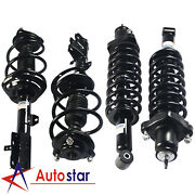 For 07-15 Jeep Patriot Quick Complete Struts Assembly And Shocks Absorbers Kit Set