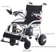 20and039and039 Lite Wanderer Electric Wheelchair Lightweight Remote Controller Powerchair