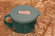 New Tupperware Crystalwave Soup/mug Container 475ml