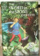 T.h.white The Sword In The Stone Collins 1st Edition Thus 1976 Hardback