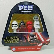 Pez Candy Star Wars The Rise Of Skywalker Ep 9 Limited Edition Tin 396 Of 75000