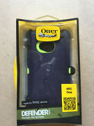 2x Otterbox Defender Case And Holster Belt Clip For Apple Iphone 4/4s New