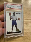 Shaquille O'neal Psa 8 Collector Card 1993 Classic Gold Shaq Investment Grade