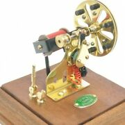 Electromagnet Engine Single Coil Model Actual Work Replica Toy F/s
