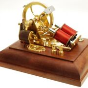 Electromagnet Engine Twin Coil Model Actual Work Replica Toy F/s