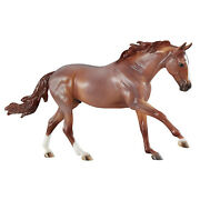 Breyer 1829 Hand-painted Peptoboonsmal Horse Model Collectible Toy 19 Scale