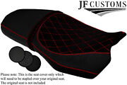 Dsg1 B Red St Custom For Bmw F 750 850 Gs 18-20 Seat Cover