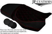 Dsg1 D Red St Custom For Bmw F 750 850 Gs 18-20 Seat Cover