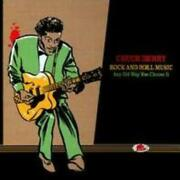 Chuck Berry Rock And Roll Music-any Old Way You Choose It Cd.