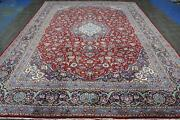 Handmade Rugs Living Room Large Oriental Traditional Antique Carpets 300x412cm