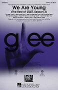 We Are Young The Best Of Glee, Season 3 Medley Glee Cast Pop Choral Series Sat