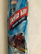 Extra-large 52 Air Creations 2004 Marvel Spider-man Delta Kite New Sealed