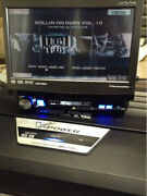 Alpine Iva-305j + Mra-f350 Dvd Player Car Stereo Audio From Japan F/s
