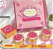 3x Bb Baby Cream Facial Reduce Wrinkle Acne Spots Freckle Dhl Express 12g