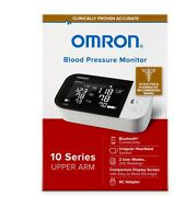 Omron 10 Series Wireless-blue Tooth-upper Arm Bp Monitor-new Model-medicos Club