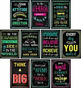 Motivational Posters For Classroom And Office Decorations | Inspirational Quote Wa