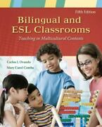 Bilingual And Esl Classrooms Teaching In Multicultural Contexts By Ovando