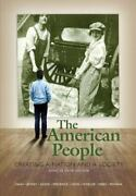 The American People Creating A Nation And A Society Combined Volume By Nash